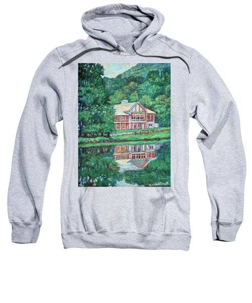 The Lodge At Peaks Of Otter Sweatshirt