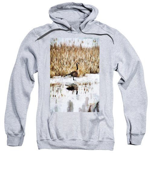 The Lone Traveler Sweatshirt