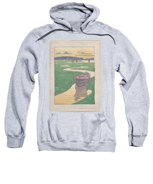 The Lost Boat , Arthur Wesley Dow Sweatshirt