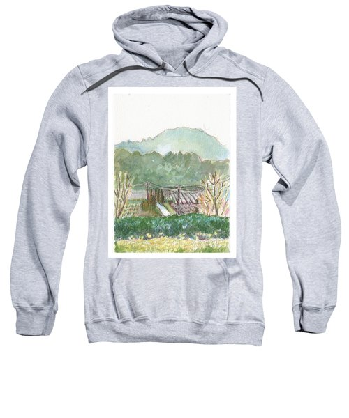The Luberon Valley Sweatshirt