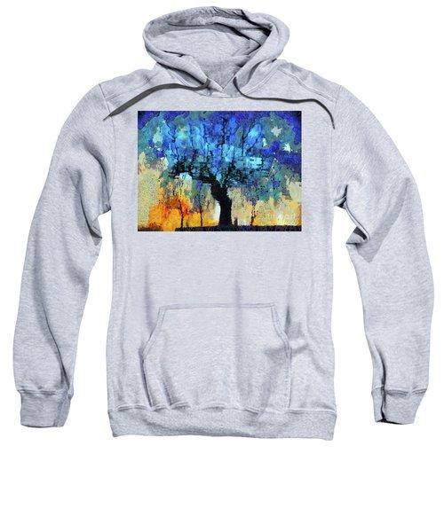 The Magic Blue Faraway Tree Sweatshirt