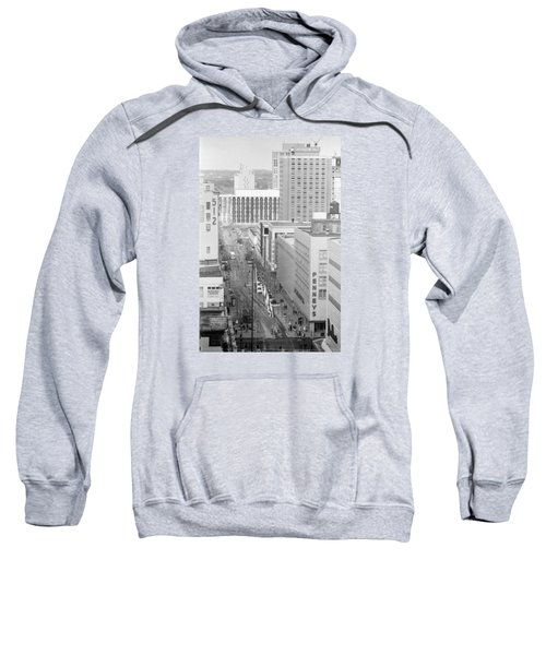 The Mall From Dayton's 12th Floor Sweatshirt