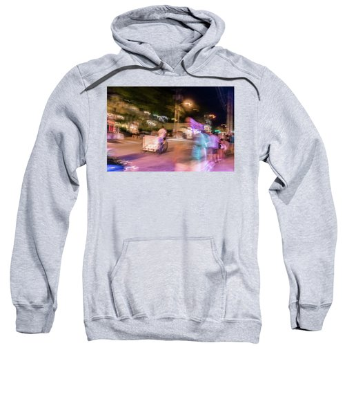 The Many Moods Of Duval Street Sweatshirt