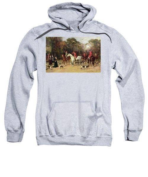 The Meet At The Manor House Sweatshirt