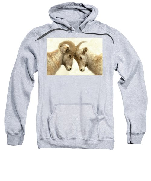 The Meeting Of The Minds Sweatshirt