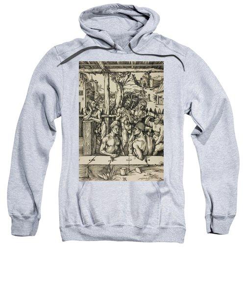 The Men's Bath Sweatshirt