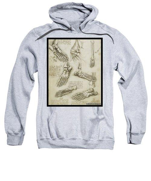 The Metatarsal Sweatshirt