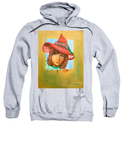 The Mexican Hat Sweatshirt