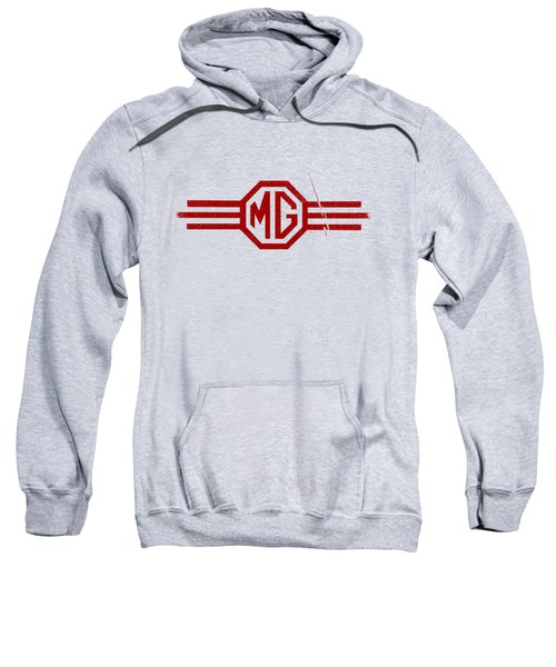The Mg Sign Sweatshirt