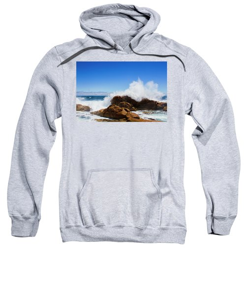 The Might Of The Ocean Sweatshirt