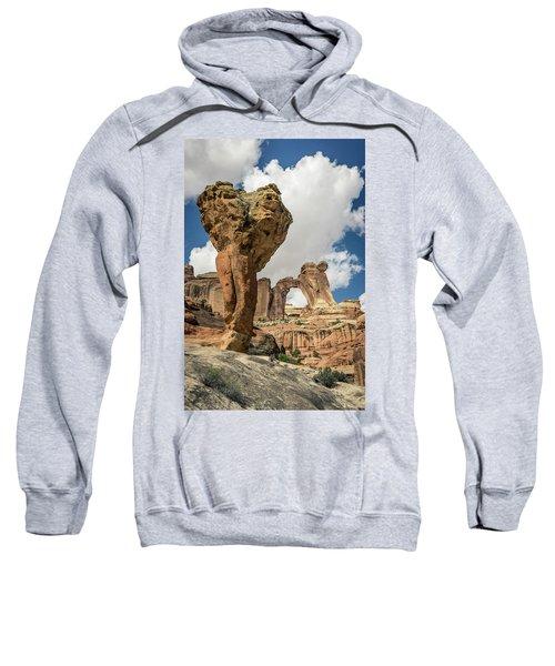 The Molar And Angel Arch Sweatshirt