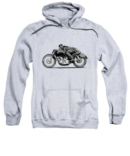 The Motorcycle Dust Devil Sweatshirt