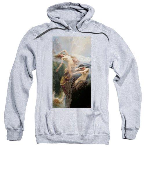 The Mountain Mists Sweatshirt