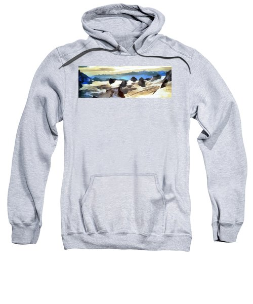 The Mountain Paint Sweatshirt