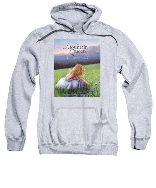 The Mountain Queen Book Cover Sweatshirt