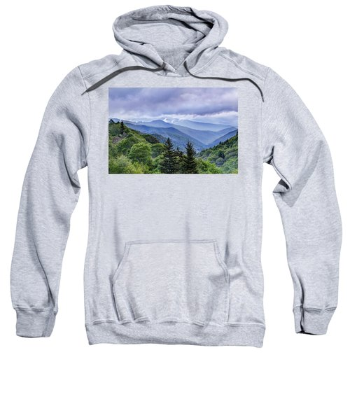 The Mountains Of Great Smoky Mountains National Park Sweatshirt