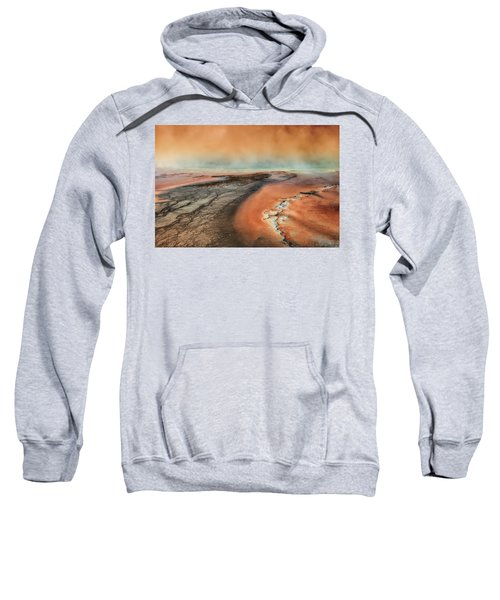 The Mysterious Force Sweatshirt