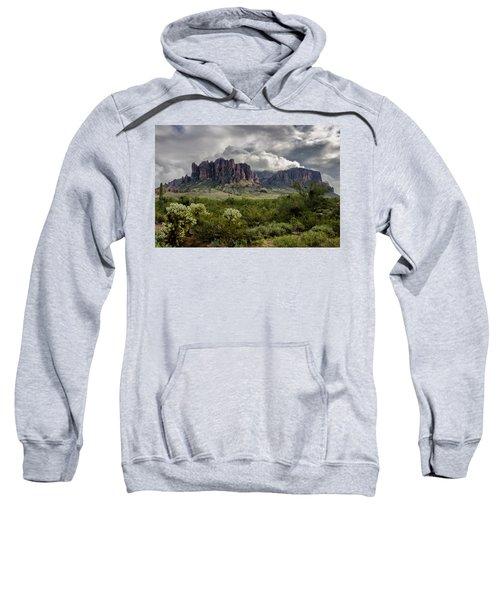 The Mystic Mountain  Sweatshirt