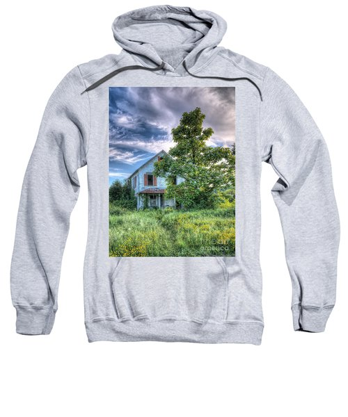 The Nathaniel White Farm House Sweatshirt