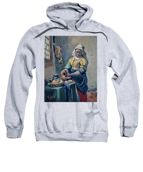 The New Milkmaid Sweatshirt