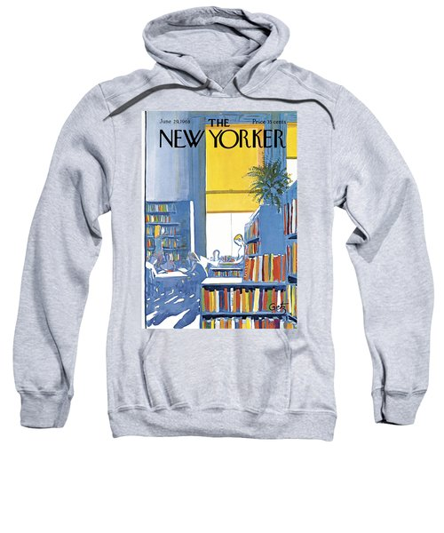 New Yorker June 29th 1968 Sweatshirt