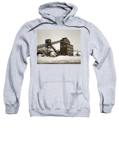 The Northwest Coal Company Breaker Eynon Pennsylvania 1971 Sweatshirt
