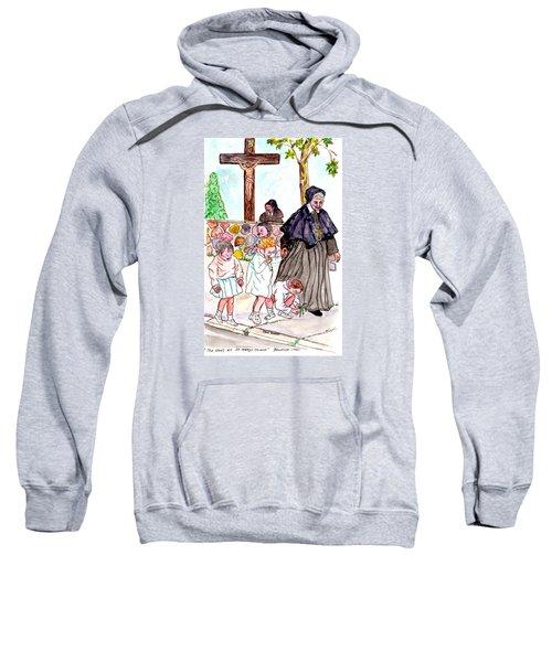 The Nuns Of St Mary's Church Sweatshirt