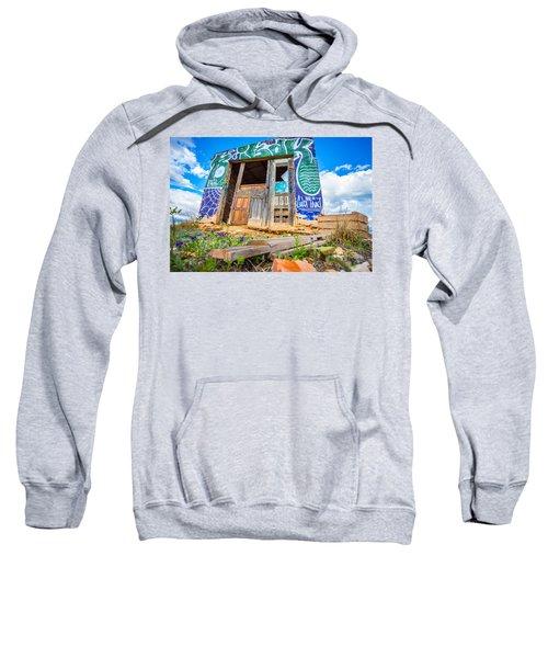 The Old Abode. Sweatshirt
