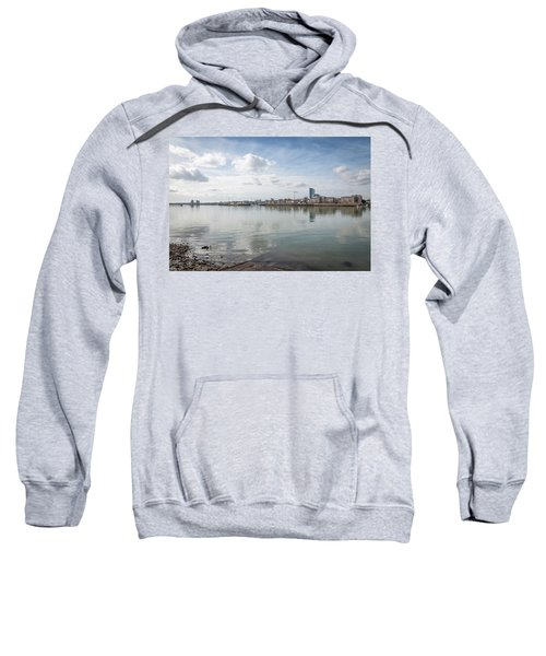 The Old And The New Sweatshirt