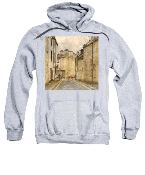The Old Part Of Town Sweatshirt