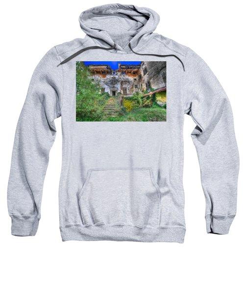 The Old Ruined Castle Sweatshirt