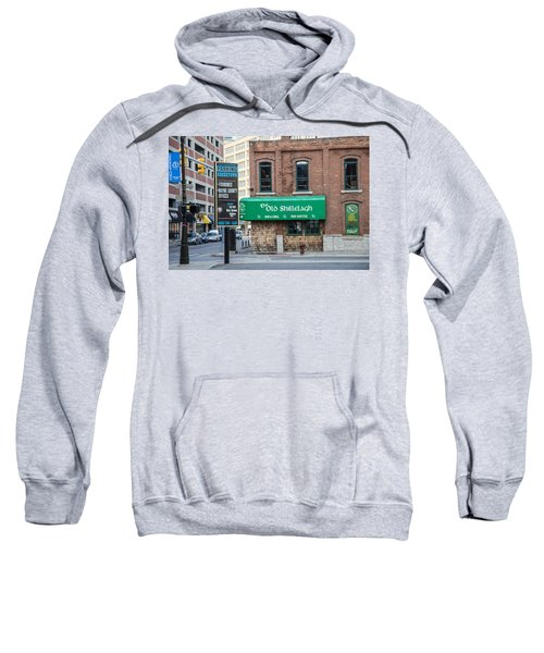 The Old Shillelagh Detroit  Sweatshirt