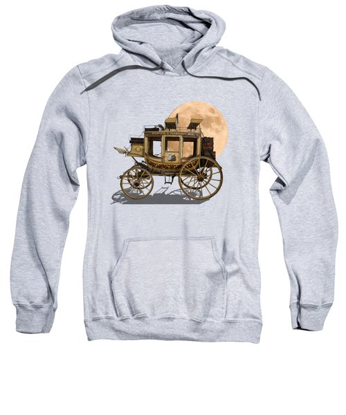 The Old Stage Coach Sweatshirt