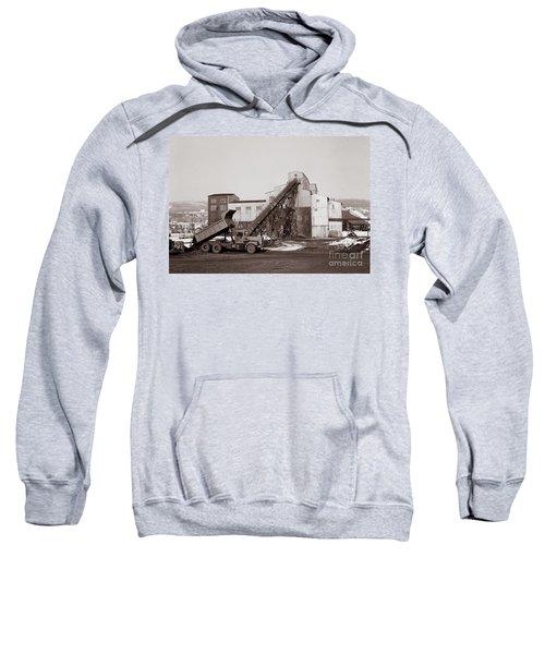 The Olyphant Pennsylvania Coal Breaker 1971 Sweatshirt