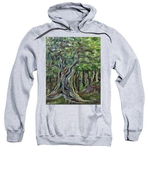 The Om Tree Sweatshirt