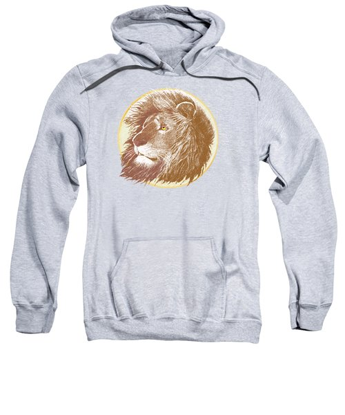 The One True King Sweatshirt by J L Meadows