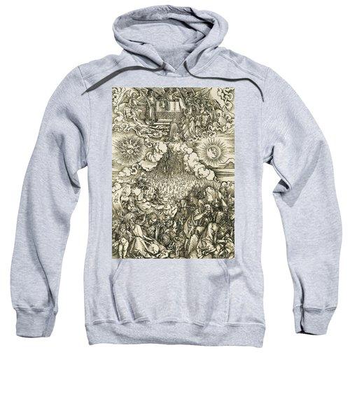The Opening Of The Sixth Seal  Sweatshirt