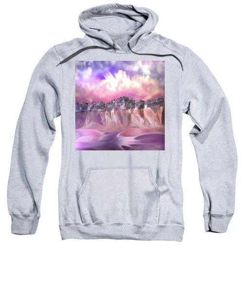 The Painted Sand Rocks Sweatshirt