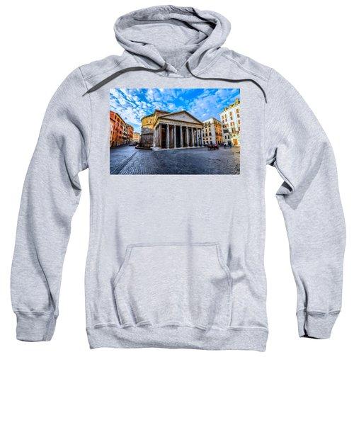The Pantheon Rome Sweatshirt