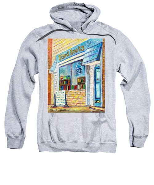 The Paperbacks Plus Book Store St Paul Minnesota Sweatshirt