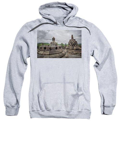 The Path Of The Buddha #5 Sweatshirt