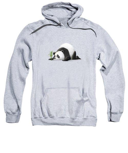 The Patient Panda Sweatshirt