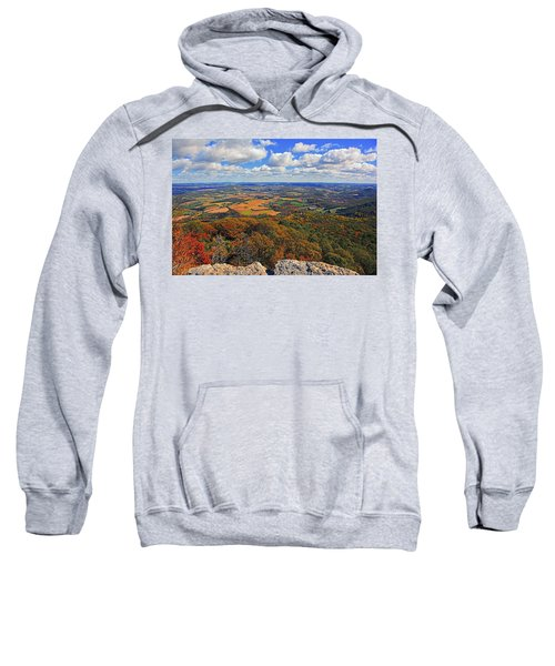 The Pinnacle On Pa At Sweatshirt