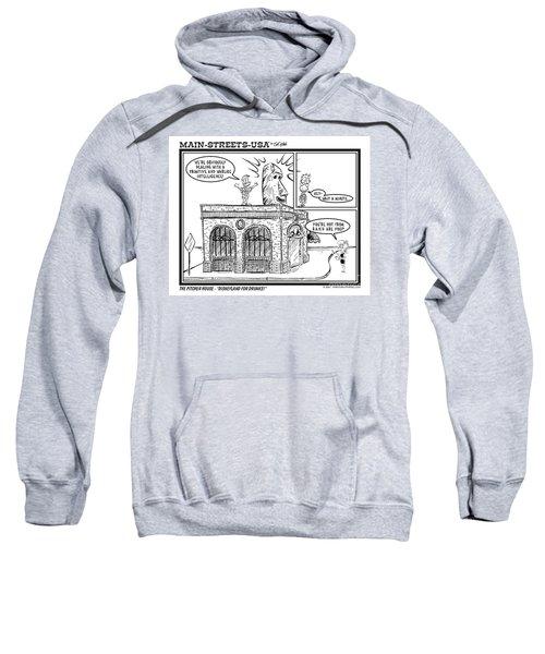 Disneyland For Drunks Sweatshirt
