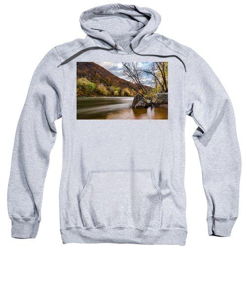 The Shenandoah In Autumn Sweatshirt