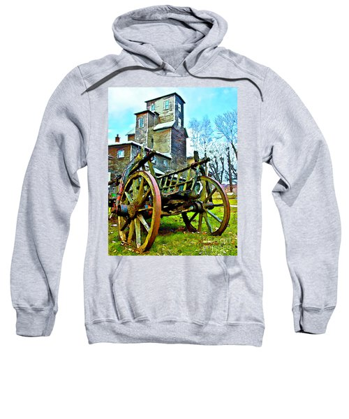 The Pottery - Bennington, Vt Sweatshirt