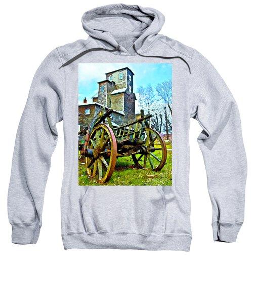 The Pottery - Bennington, Vt Sweatshirt