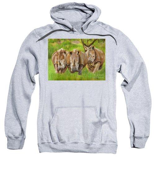 The Power In Three Sweatshirt