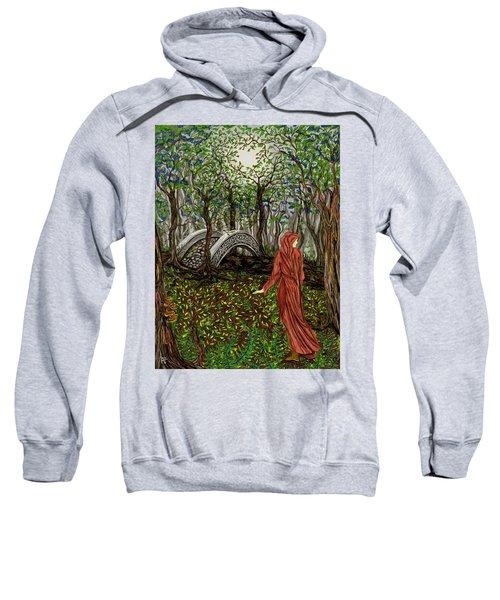 The Priestess Of Ealon Sweatshirt