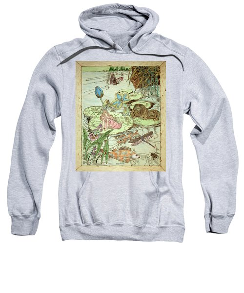 The Princess And The Frogs Sweatshirt